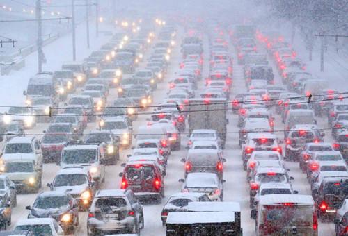 Москва уступила Лос-Анджелесу в мировом рейтинге загруженности дорог