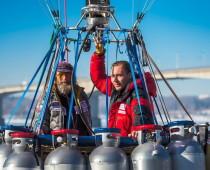 Федор Конюхов совершит рекордный полет на тепловом аэростате