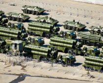 Россия поставила в Китай первые дивизионы С-400