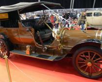 Машины из императорского гаража выставят в парке Сокольники