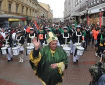 Православные отметят в центре Москвы День святого Патрика