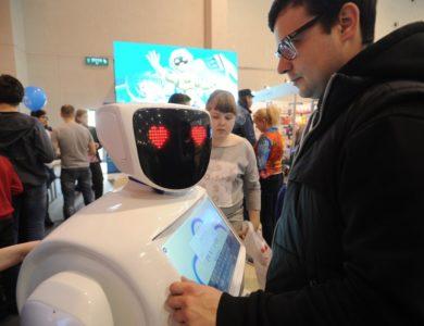 «РобоФест» на ВДНХ собрал рекордное количество участников