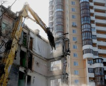 Москва потратит 300 миллиардов на расселение и снос «хрущевок»