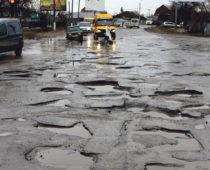 Ямочный ремонт дорог Воронежской области завершится к 1 апреля