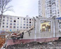 Госдума одобрила снос московских пятиэтажек в первом чтении