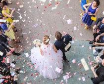 Торжественные церемонии бракосочетания пройдут в Мосгордуме на Красную горку
