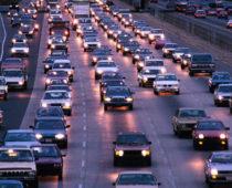 Автопарк Московской агломерации превысил 8 млн машин