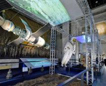 Уникальную экспозицию представят в обновленном павильоне «Космос» на ВДНХ