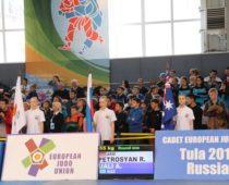 Сборная России завоевала 10 золотых медалей на юношеском Кубке Европы по дзюдо