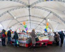Ярмарки выходного дня возобновили работу в Москве
