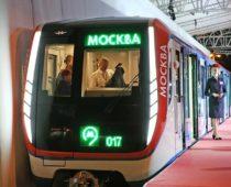 Новый поезд метро «Москва» планируют запустить 14 апреля