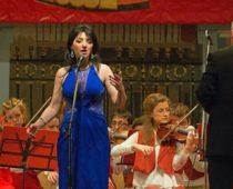 Елизавета Канаузова выступит с Президентским оркестром в канун Дня Победы
