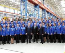 Владимир Путин объявил благодарность Концерну «Алмаз-Антей»