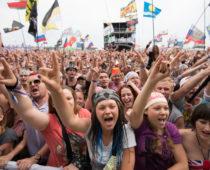 На рок-фестивале «Нашествие» ожидают до 100 тыс. человек