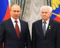 Научный руководитель концерна «Алмаз-Антей» стал лауреатом премии имени Жукова