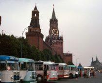 День московского транспорта впервые отметят 8 июля
