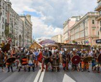 Гостями фестиваля «Времена и эпохи» стали свыше 2,5 млн человек