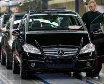 Mercedes начал набор персонала на новый завод в Подмосковье