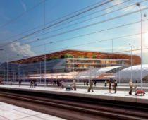 Два новых железнодорожных вокзала построят в Москве