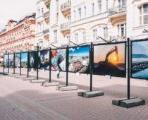 В Москве проходит фотовыставка о Крымском мосте