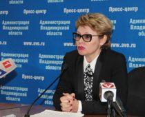 Вице-губернатор Владимирской области арестована по подозрению во взяточничестве