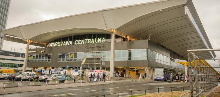 Мосгортранс запустил новый автобусный маршрут до Варшавы