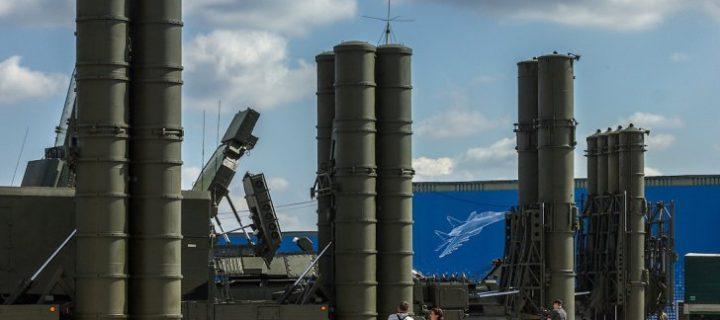 «Алмаз-Антей»: Армия России получит систему С-500 в 2020 году