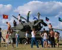 На рок-фестивале «Нашествие» будет развернута тематическая зона «Армии России»