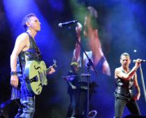 Depeche Mode вновь приедут в Москву в феврале