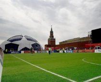 В 2017 году в Москве откроют еще 5 профессиональных футбольных полей