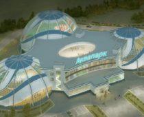 Аквапарк стоимостью 1,4 млрд рублей построят в Белгородской области