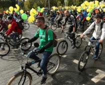 Осенний велопарад в Москве соберет около 30 тысяч участников