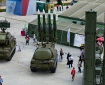 Концерн «Алмаз-Антей» покажет военную продукцию на выставке «Армия-2017»