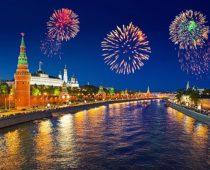 Грандиозный фейерверк увидят москвичи в День города