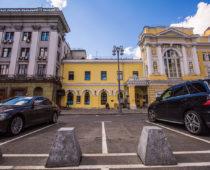 Около 5 тыс. парковочных мест появится в центре Москвы в 2017 году