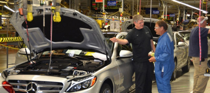 Колледж «Подмосковье» подготовит более 600 механиков для завода Mercedes-Benz