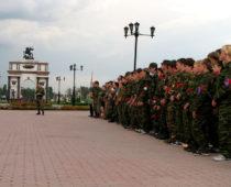 «Вахта памяти-2017» стартовала в Курске