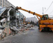 Пятый список самостроя под снос утвердили власти Москвы