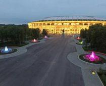 «Лужники» станут одним из самых безопасных стадионов мира
