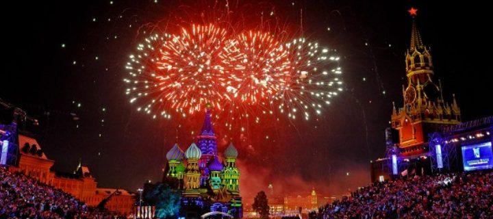 В рамках Дня города в Москве пройдет более 400 праздничных мероприятий