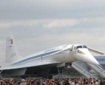 В Жуковском установят памятник советскому самолету Ту-144