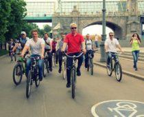 Акция «На работу на велосипеде» пройдет 22 сентября в Москве