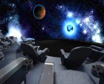 Мобильный планетарий установят на станции метро «Выставочная»