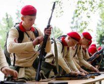 В Калужской области пройдет первый полевой юнармейский лагерь