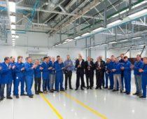 Собянин открыл завод измерительных приборов в «новой Москве»