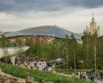 Проект гостиницы около парка «Зарядье» одобрен ЮНЕСКО