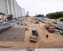 Более 400 млрд рублей выделят из бюджета Москвы на дорожное строительство