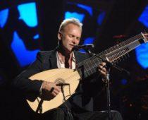 Стинг представит в Москве новый альбом