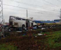 В ДТП с автобусом во Владимирской области погиб 21 человек