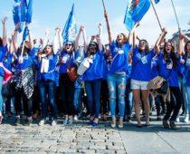 В центре Москвы пройдет парад-карнавал в рамках XIX Всемирного фестиваля молодежи и студентов